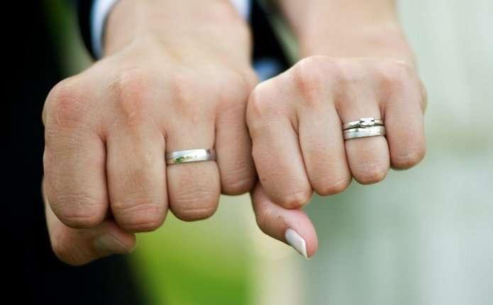 За минулий рік на Закарпатті одружилися понад 7 тис. пар