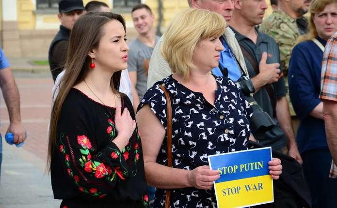 Stop Putin's War: У70 містах світу розпочався антивоєнний протест українців