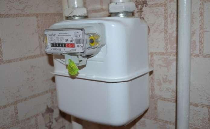 Как в домашних условиях проверить газовый счетчик в 339