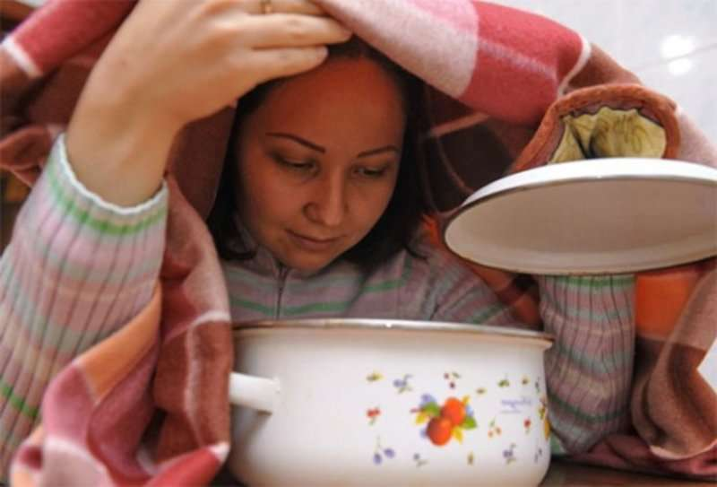 Ингаляция с содой при кашле в домашних условиях небулайзер