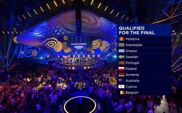 Визначено всіх 26 учасників фіналу Євробачення
