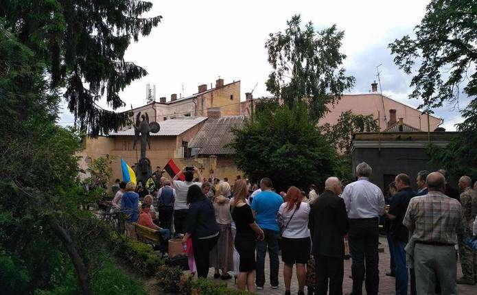 В Іванівці вшанували жертв політичних репресій