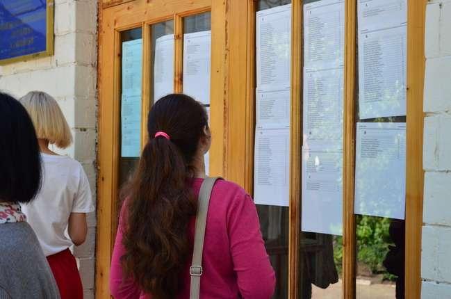 ЗНО-2017: 33 людини недопустили натест занглійської мови