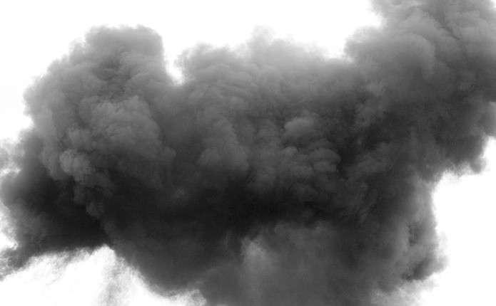 УЧернівцях загорівся пасажирський потяг: люди вистрибували з вікон