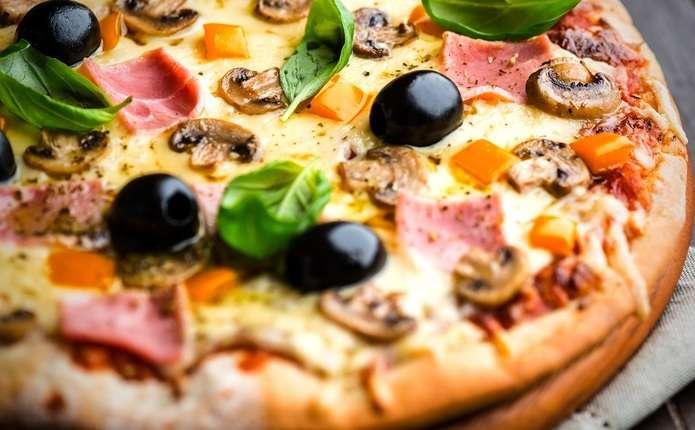 Настоящая итальянская пицца в домашних условиях