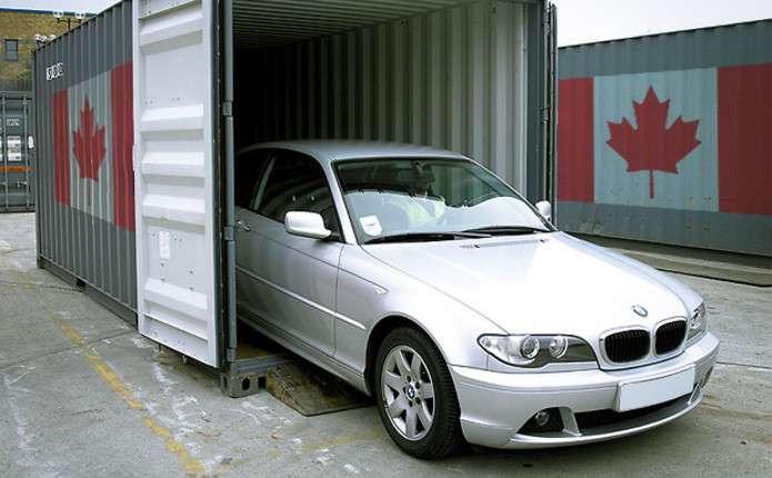 Канадські вживані авто ввозитимуть доУкраїни занульовою ставкою