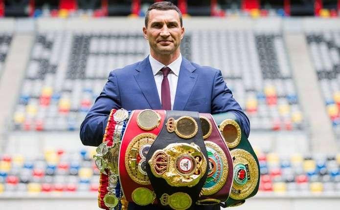 Порошенко: Ім'я Klitschko стало символом перемоги і прославило Україну наувесь світ