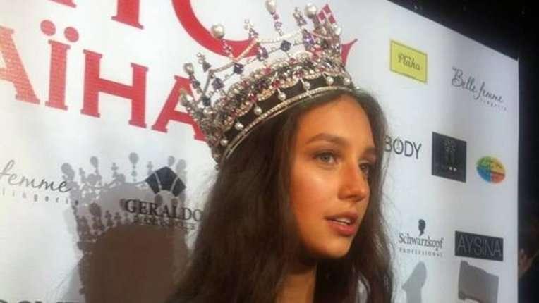Міс Україна— 2017 стала юна киянка, дочка держслужбовців