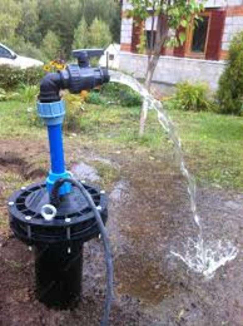 Скважина для воды своими руками цена