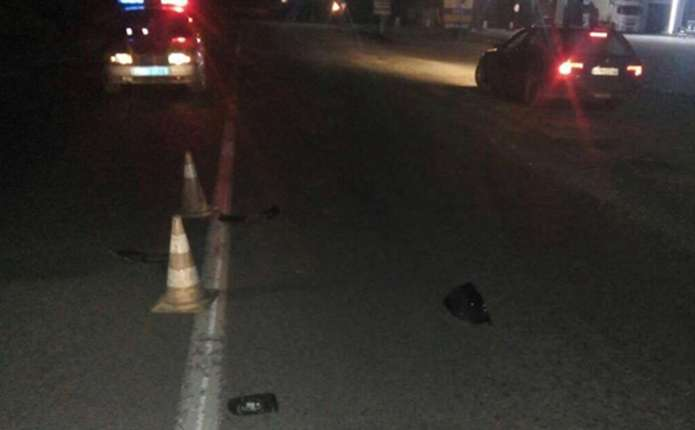 Жінка, яка вчора загинула під колесами вантажівки на Петлюри, переходила дорогу у невстановленому місці