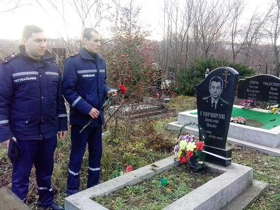 УЧеркасах вшанували пам'ять ліквідаторів аварії наЧАЕС