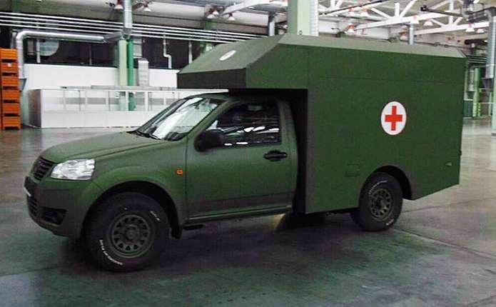 У «Богдані» кажуть, щонепризупиняли виробництво санітарних авто