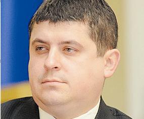 Максим Бурбак народний депутат