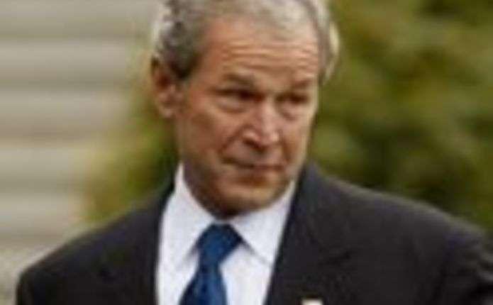 bd1e7ff8f89a2f Джорджу Бушу запропонували роботу закликальника в магазині - Погляд ...