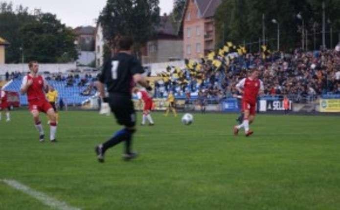 Буковина виграла у Арсенала з рахунком 2:1