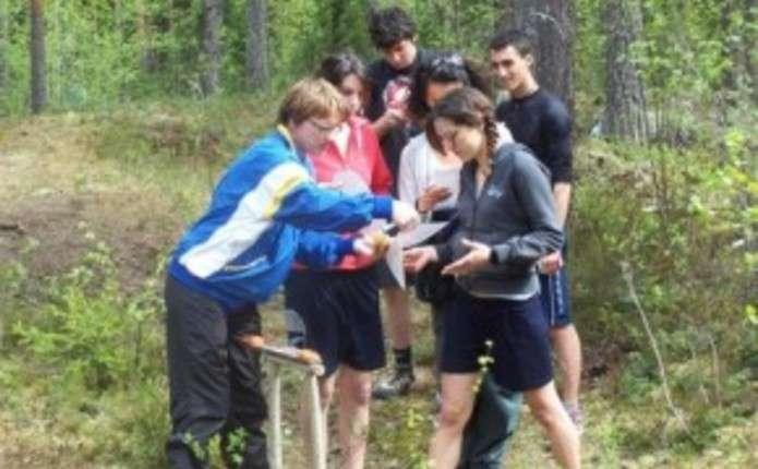 Юнацькі ігри зі спортивного орієнтування виграли представники Чернівців