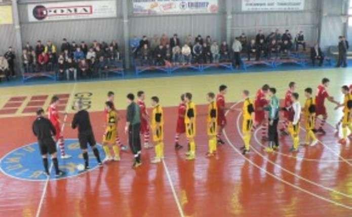 Меркурій припинив боротьбу за Кубок України