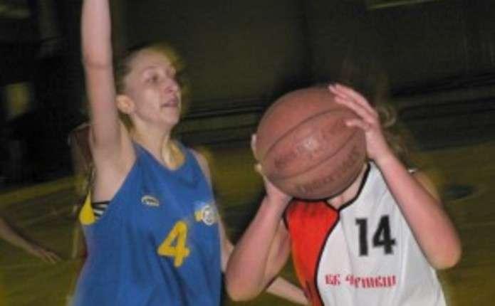 Буковинки вийшли на третю сходинку Всеукраїнської юнацької баскетбольної ліги