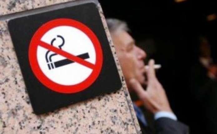 За п'ять років кожен десятий українець із цигаркою кинув курити