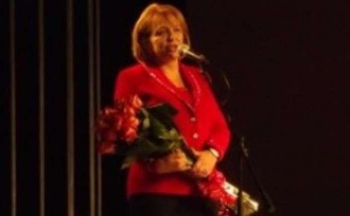 Катерина Ющенко завітала в Чернівці на ювілей театрального колективу