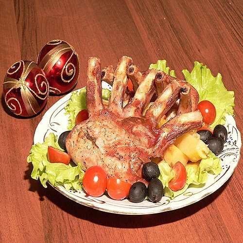 «Драконьи лапки». Горячее блюдо на новый 2012 год, год ...