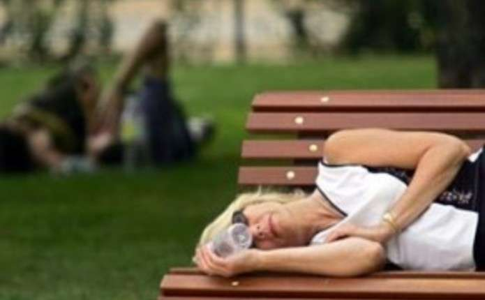 Як рятуватися від сонця