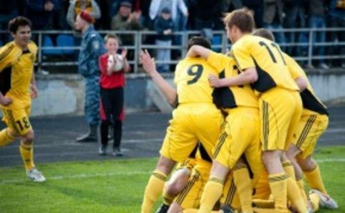 Чернівецька Буковина зазнала поразки у грі з Ворсклою
