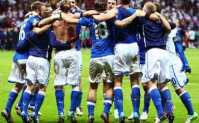 Євро-2012: Італія вибиває Німеччину з фіналу чемпіонату Європи. Фото. Відео