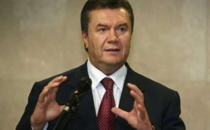 Янукович хоче поборотись за чемпіонат світу з футболу