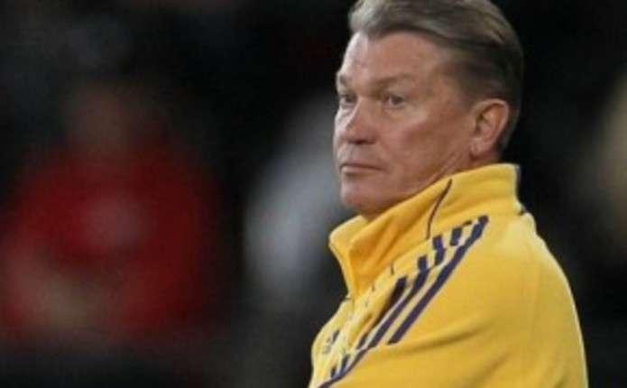 Новим тренером київського Динамо може стати Блохін