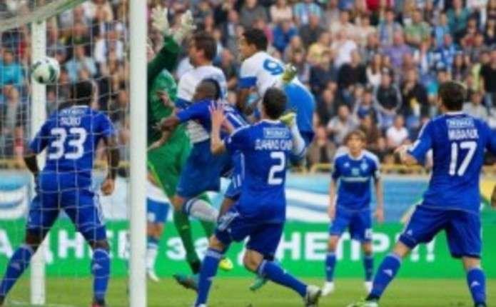 Дніпро оштрафували на 70 тисяч гривень після матчу з Динамо