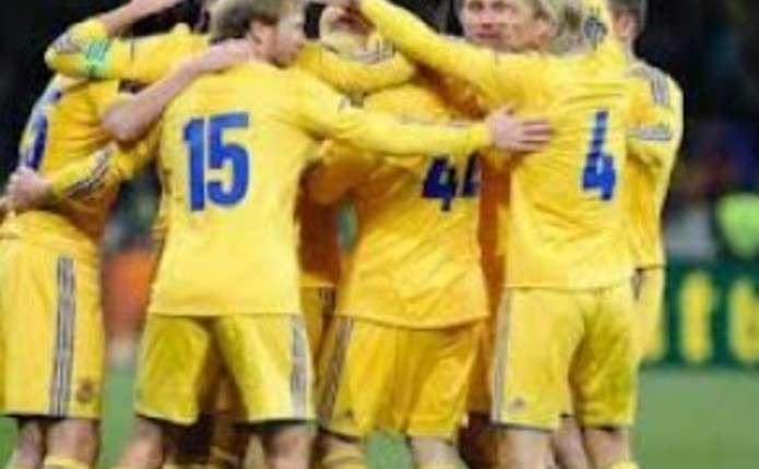 Збірна України завершує рік на 47 місці в рейтингу ФІФА