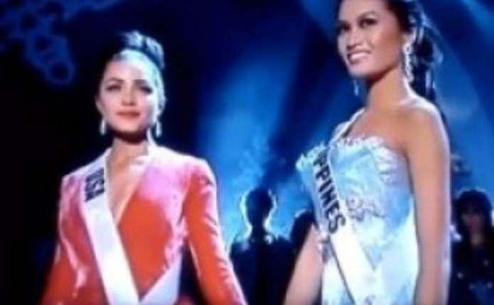 Американка перемогла на конкурсі краси Міс Всесвіт-2012. Відео
