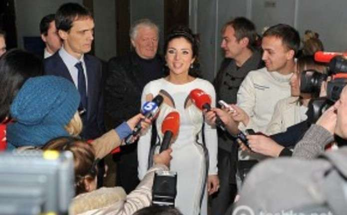 На Євробачення поїде Злата Огневич. Фото. Відео