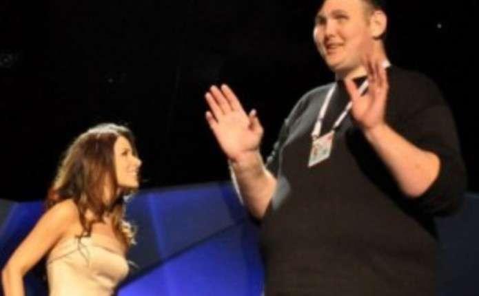Злата Огневич вийде на сцену Євробачення з велетнем. Фото