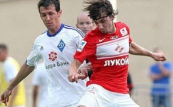 Динамо виграло у Спартака і стало переможцем Об'єднаного турніру
