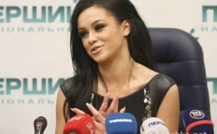 Марія Яремчук готує для Євробачення 2014 світлове шоу