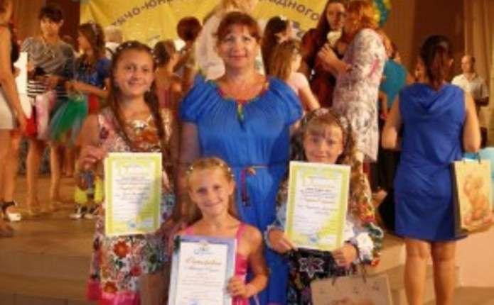 Юні вокалісти з Чернівців посіли призові місця на всеукраїнському конкурсі