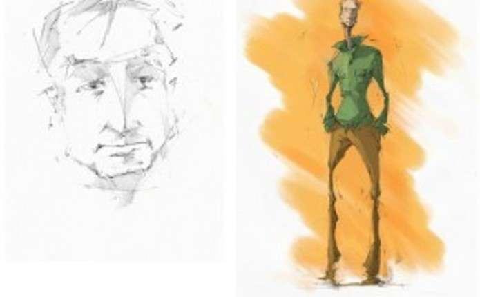 Книжку Жадана з ілюстраціями чернівчанина презентують 7 вересня у Літньому театрі