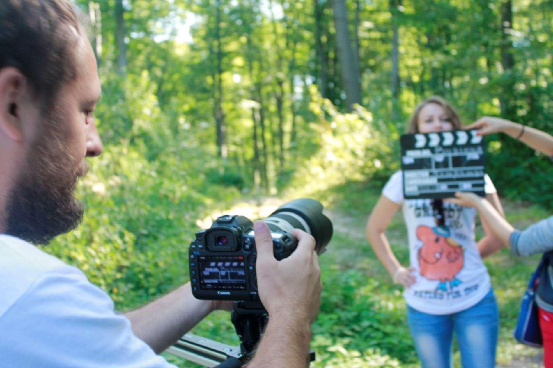 У Чернівцях тривають зйомки містичної історії про кохання