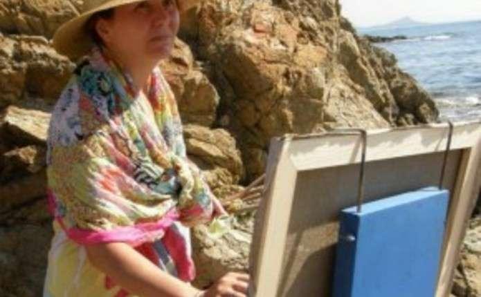 Художниця Марина Рибачук готує ювілейну виставку картин у Чернівцях