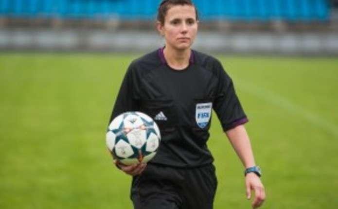Матч 7 туру Першої ліги між Динамо-2 та ФК Буковина судитиме жінка-арбітр