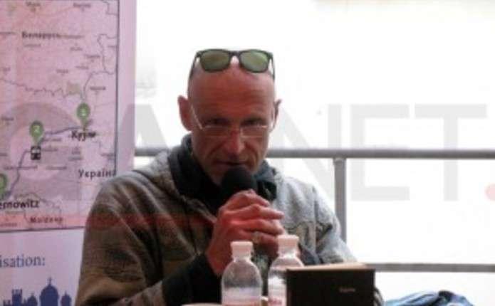 На Meridian Czernowitz у Чернівцях презентують Галицьку поезію