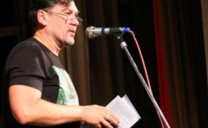 У Чернівцях Юрій Андрухович висловився про війну в Україні