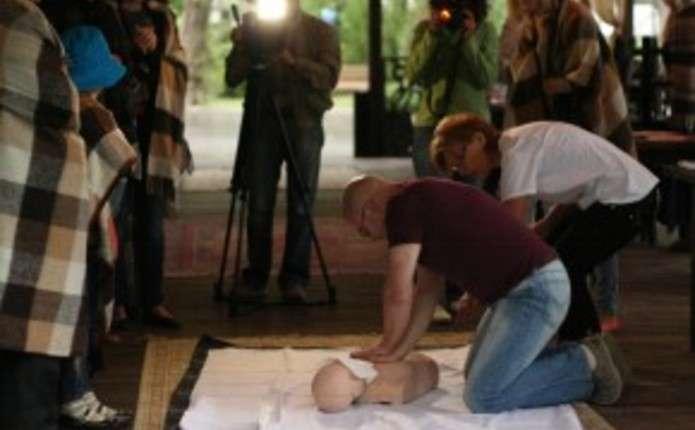 Чернівецький центр медицини катастроф проведе майстер-клас