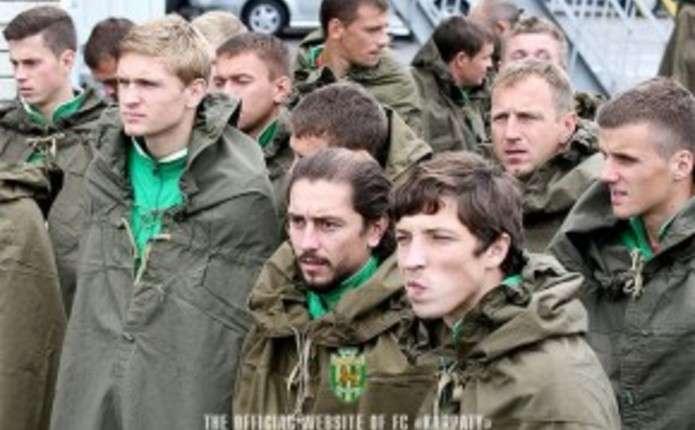 Колишній гравець ФК Буковина разом з львівськими Карпатами побував на полігоні