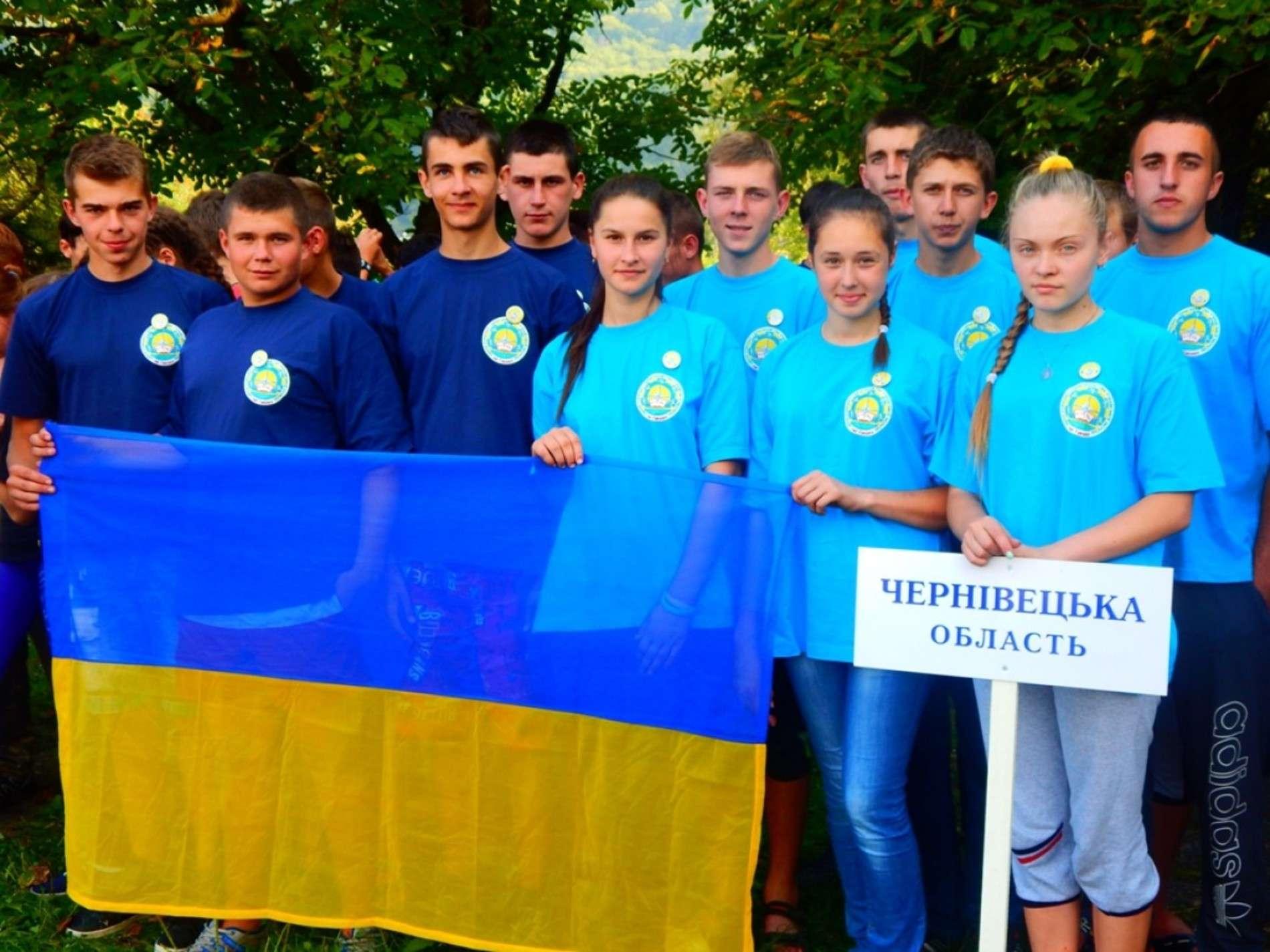 Змагання з пішохідного та водного туризму розпочалися на Буковині