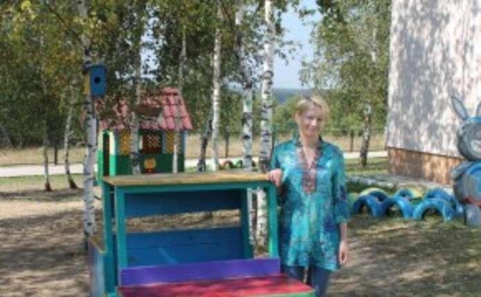 У селі на Сторожинеччині дитсадок збудували лише 4 роки тому