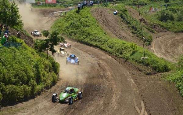 Чемпіонат України з автокросу проведуть у Чернівцях до святкування Дня міста