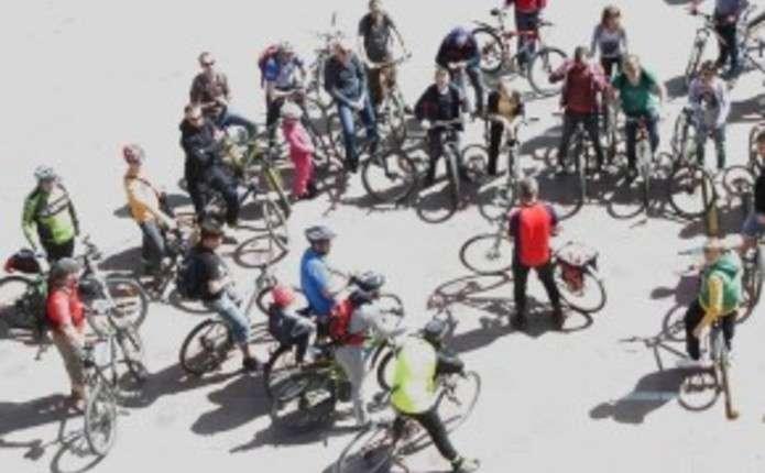 Для чернівчан організували велоекскурсію